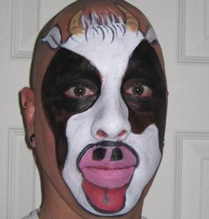 Sir Toony Van Dukes - Face Painting